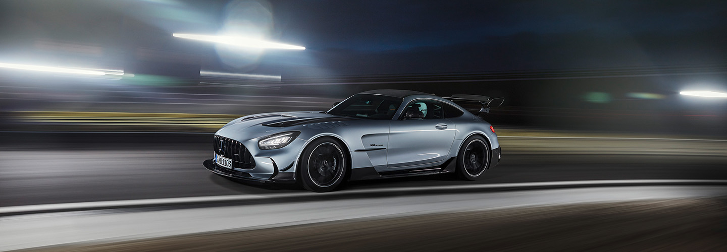 Stay in the know about the 2021 Mercedes-AMG GT Black Series