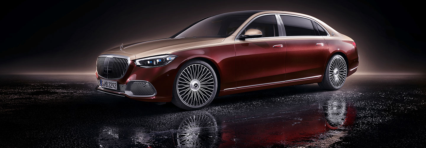 Stay in the know about the 2021 Mercedes-Maybach S-Class